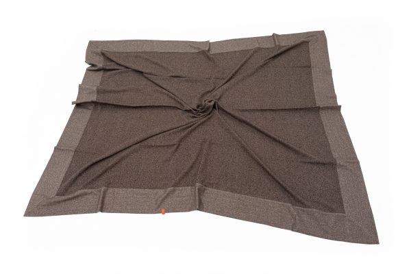 100% Cashmere Vintage Throw 65