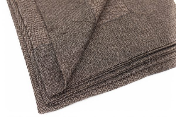100% Cashmere Vintage Throw 70