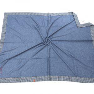 Cashmere Silk Throw with Fancy Trim